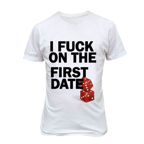 «I fuck on the first date»